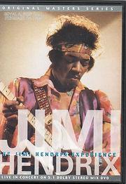 jimi hendrix dvd / jimi hendrix live in concert
