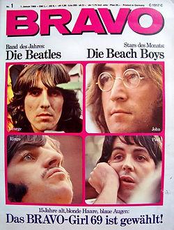 magazine 1969/bravo january 1 1969