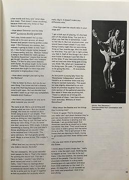 jimi hendrix magazine/unit february 1968 jimi hendrix