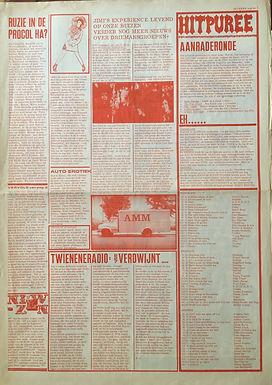 jimi hendrix rotily newspapers/hit week