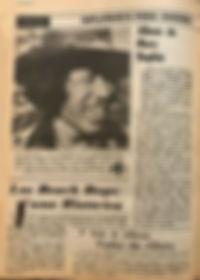 jimi hendrix magazines 1969 / mexico canta june 1969 N°421
