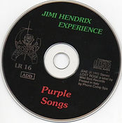 jimi hendrix cd bootlegs/purple song