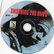 jimi hendrix cd bootleg / disc 2 : smashing the amps