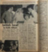 jimi hendrix magazine1968/flip teen magazine october 1968