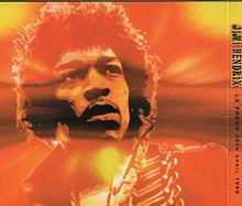 jimi hendrix bootleg cd album / laforum 26th april 1969