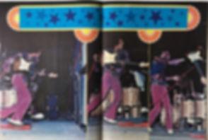 jimi hendrix magazine 1969/circus hullabaloo march 1969