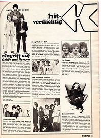 magazine collector/bravo 8/67