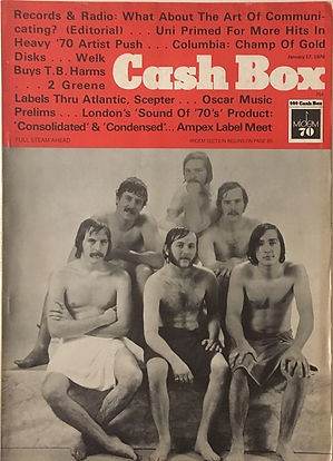 jimi hendrix magazines 1970 / cash box jan. 17, 1970