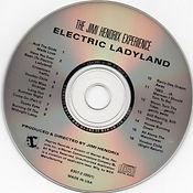 jimi hendrix cd/electric ladyland usa