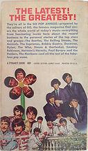 jimi hendrix book/ go annual 1968
