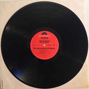 jimi hendrix collector rotily vinyls /are you experienced  germany 1976
