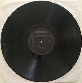 jimi hendrix bootleg vinyl album/side 2 jimihendrix april 26 1969