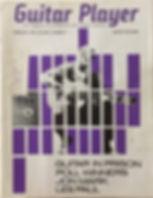 jimi hendrix magazines 1970 /guitar player february, 1970