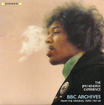 jimi hendrix bootleg cd 1967 / bbc archives : from the original tapes 1967-68