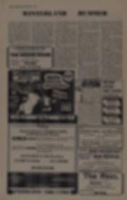 jimi hendrix newspapers 1969/berkeley barb october 14, 1969/winterland bummer