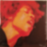 jimi hendrix vinyls collector / electric ladyland  1989  usa