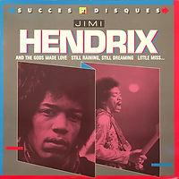 jimi hendrix collector vinyls /electric ladyland france 1988