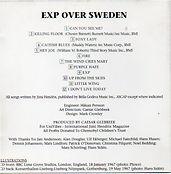 univibes/jimi hendrix collector/ cd bootlegs exp over sweden