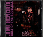 jimi hendrix rotily cd/best of the bootlegs