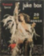jimi hendrix magazines 1970 / juke box  august  1970
