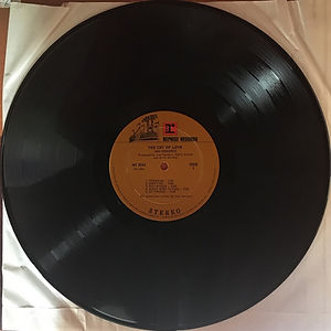 jimi hendrix vinyls lps albums/ side 1 : the cry of love canada