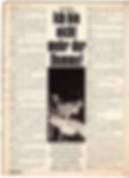jimi hendrix magazine bravo 26/6/67