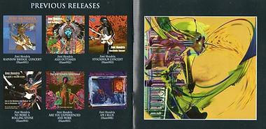 jimi hendrix bootleg cd /an evening with jimi hendrix experience