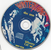 jimi hendrix bootleg cd/winterland the first night disc one whoopy cat wkp 0025