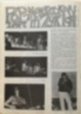 jimi hendrix magazine/sounds july 1968/pop monster konzert in zurich