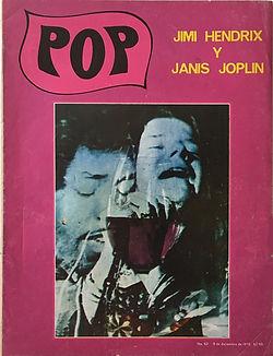 jimi hendrix collector magazines 1970/ pop december 1970