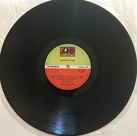 lato 2 / woodstock two jimi hendrix album vinyl lp/italy 1971