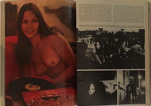 jimi hendrix magazines 1969/playboy december 1969 : miss december 1969