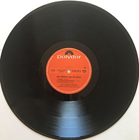 jimi hendrix album vinyls/lps/side 2 isle of wight