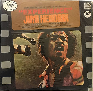 jimi hendrix albm vinyls/experience argentina music hall 1971