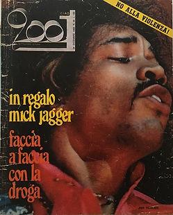 jimi hendrix magazines 1969/ciao 2001 dec.24, 1969/N°48