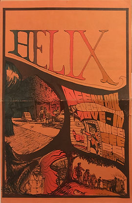 jimi hendrix rotily newspapers collector/helix 22/7/67