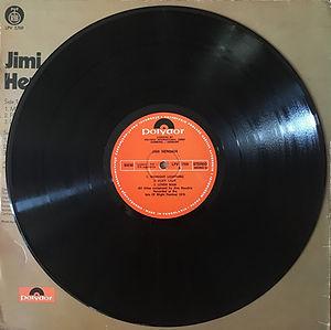 jimi hendrix album vinyl LPs/isle of wight yugoslivia reissue 1973