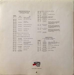 jimi hendrix collector memorabilia rotily/calendar 1990 bulldog records
