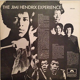 jimi hendrix collector rotily vinyls/are you experienced reissue australia 1986