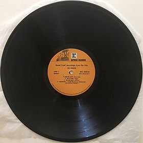 jimi hendrix vinyls 1973 /sound track recording from the film/side 1: colombia