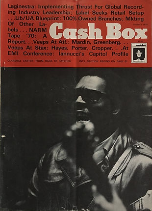 jimi hendrix magazines 1970 / cash box : october 3, 1970