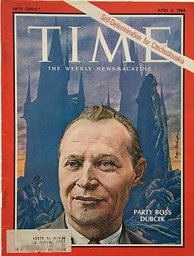 jimi hendrix magazine/time  april 5 1968