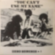 jimi hendrix bootlegs vinyls 1970 / you can't use my name
