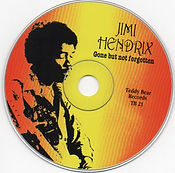jimi hendrix cd bootlegs/gone but not forgotten