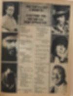 jimi hendrix magazines 1969/ hit parader yearbook 1969