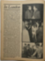 jimi hendrixmagazine 1968/teenset january 1968 'in london'
