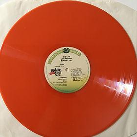 jimi hendrix collector vinyls bootlegs lp/ live in europe 1967