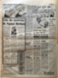 jimihendrix newspaper/melody maker 29/6/68