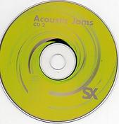 jimi hendrix bootlegs cds/acoustic jam 1996