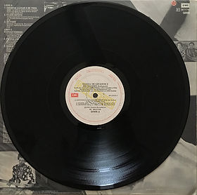 jimi hendrix vinyls collector/ side a : band of gypsys 2  : argentina